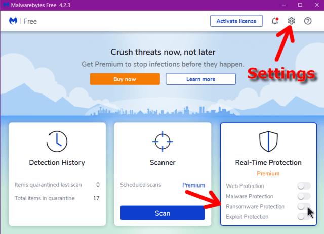 malwarebytes-main-screen-turn-off-ransomware-protection