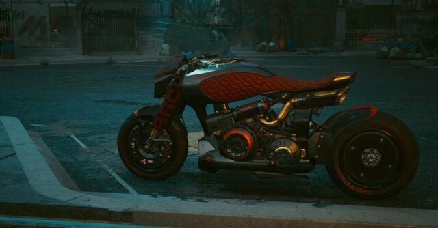 cyber-bike