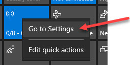 go-to-settings