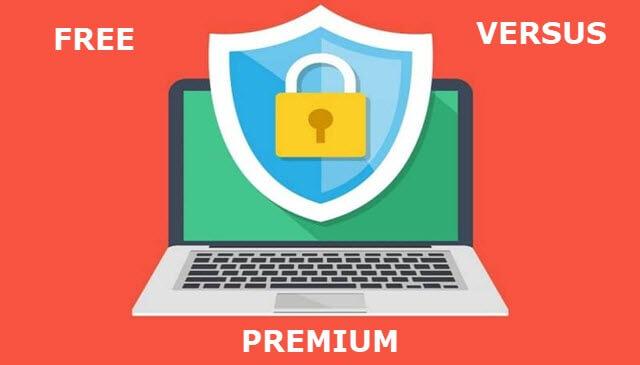 Antivirus Free vs Premium