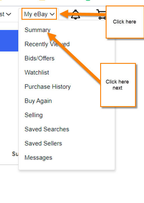 ebay-dropdown-menu