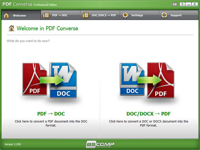 pdf-conversa-main-screen