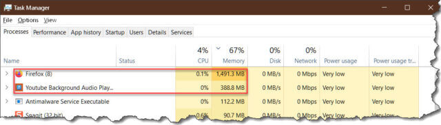 youtube-audio-player-memory-usage