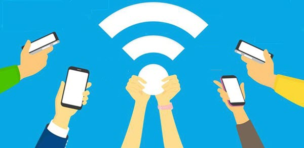 Smartphone WiFi Connection