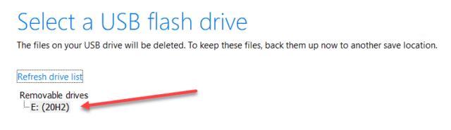 select-usb-drive