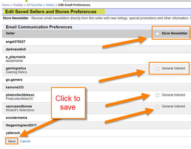 edit-sellers-preferences-screen