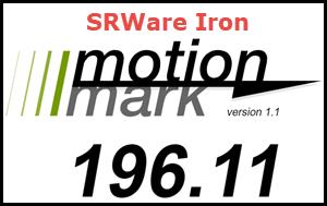SRWare MotionMark Test
