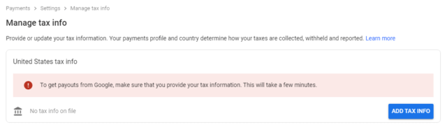 adsense-tax