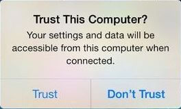 ipad-trust-don't-computer-option