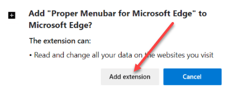 add-extension