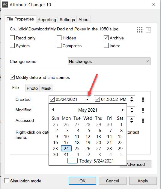 access-calendar