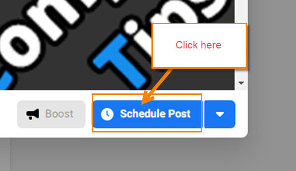 blue-schedule-post-button