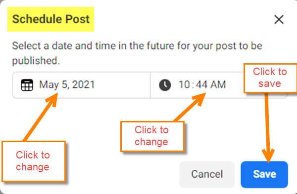 schedule-post-screen