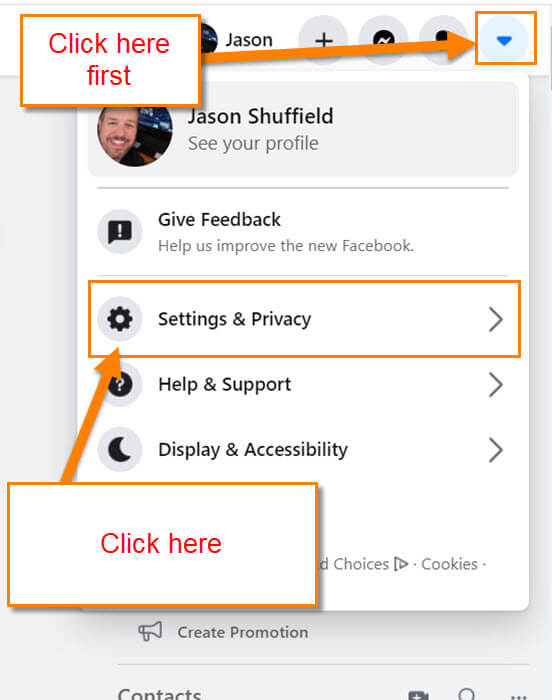facebook-settings-and-privacy-link