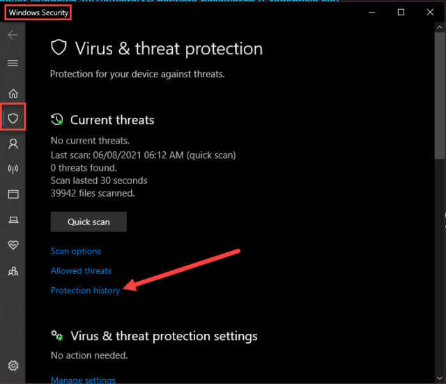 windows-defender-protection-history