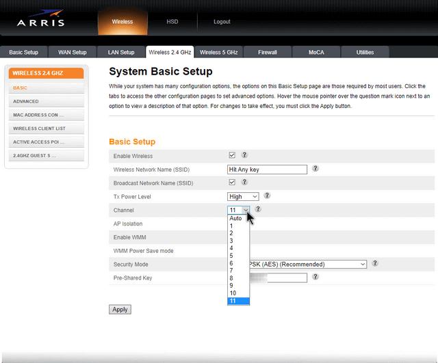 arris-system-basic-setup-select-channel
