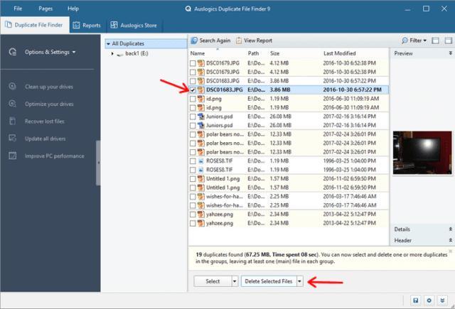 compare-and-delete-files