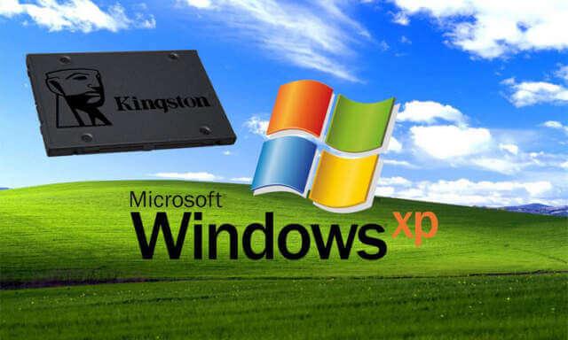Windows-xp-ssd