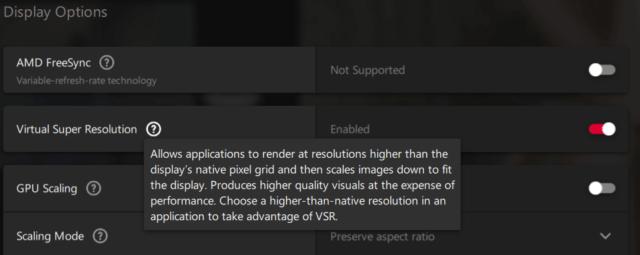 virtual-super-resolution