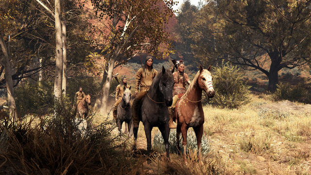 indians-on-horses