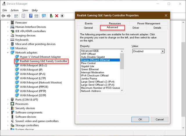 internet-adapter-settings